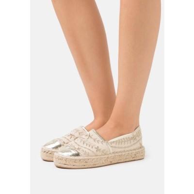 アンナフィールド レディース 靴 シューズ Espadrilles - gold