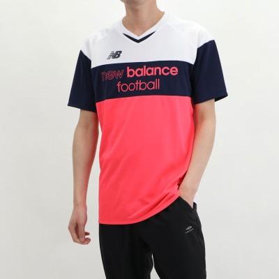 ニューバランス new balance メンズ サッカー/フットサル 半袖シャツ JMTF0418 JMTF0418