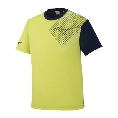 [ミズノ] 2020限定Tシャツ[ユニセックス] F.グリーン