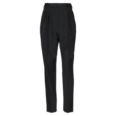 セリーヌ CELINE パンツ ブラック 36 ウール 100% パンツ