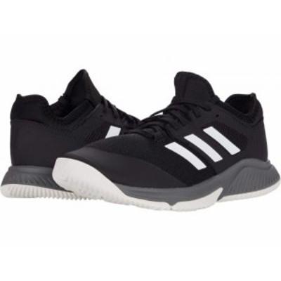 adidas アディダス メンズ 男性用 シューズ 靴 スニーカー 運動靴 Court Team Bounce Black/White/Grey【送料無料】