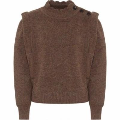 イザベル マラン Isabel Marant. Etoile レディース ニット・セーター トップス meery merino wool sweater Bronze