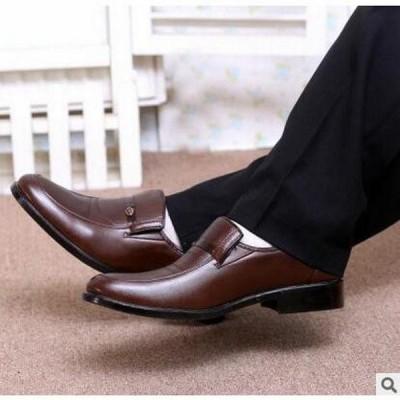 ビジネスシューズ 本革 メンズ 靴 紐 スリッポン フォーマル 革靴 通気性抜群 安定感 カジュアル コンフォート
