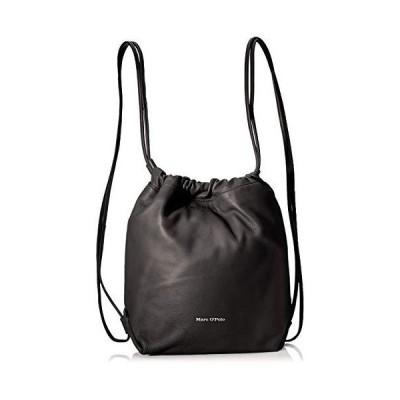 Marc O'Polo Samba Women's Shoulder Bag, Black, 13x31x33 Centimeters (B x H x T) 並行輸入品