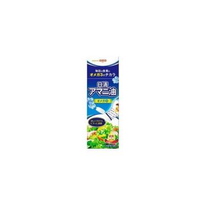 【6個入り】日清オイリオ アマニ油 フレッシュキープボトル 320g