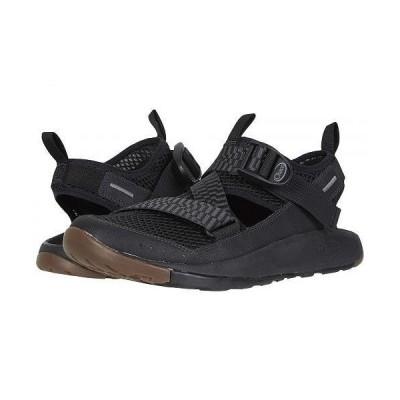 Chaco チャコ メンズ 男性用 シューズ 靴 スニーカー 運動靴 Odyssey Sandal - Black