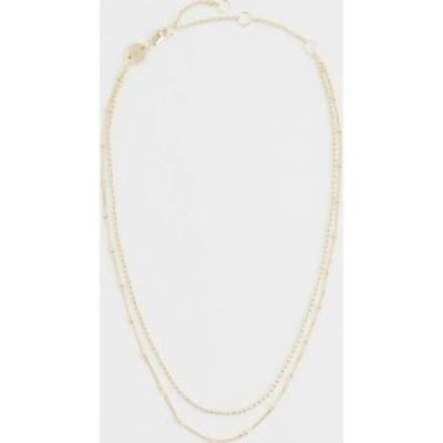 ジェニファーズーナー Jennifer Zeuner Jewelry レディース ネックレス チョーカー ジュエリー・アクセサリー Ramy Choker Necklace Gold