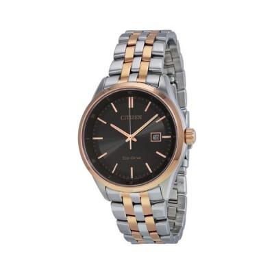 腕時計 ウォッチ シチズン Citizen ブラック ダイヤル ツートン メンズ 腕時計 BM7256-50E