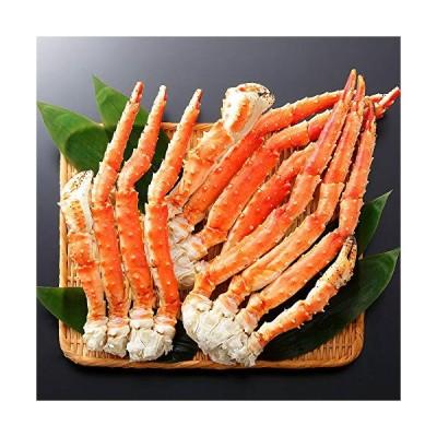 タラバガニ 脚 特大 天然 ボイル 本 たらば 蟹 足 3kg 5L かに 3-6肩9-18本 5-9人前 北国からの贈り物