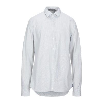 アティピコ AT.P.CO シャツ ホワイト 40 コットン 100% シャツ