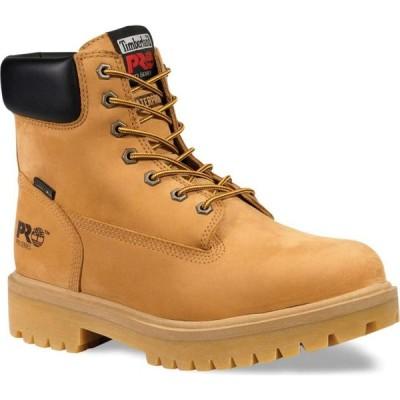 ティンバーランド TIMBERLAND PRO メンズ ブーツ シューズ・靴 6 inch Steel Toe Work Boots, Medium WHEAT