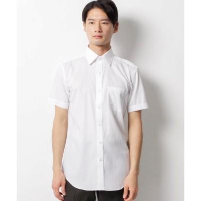 THE SHOP TK(Men)(ザ ショップ ティーケー(メンズ))高通気性×抗菌防臭 半袖シャツ