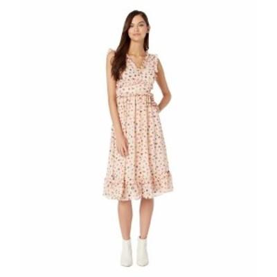 Betsey Johnson ベッツィジョンソン ドレス 一般 Bug Garden Ruffled Maxi Dress