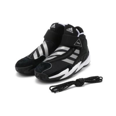 【エルエイチピー】 Pharrell Williams × adidas/ファレル・ウィリアムス × アディダス/0 TO 60 BOS スニーカー メンズ ブラック 7 LHP
