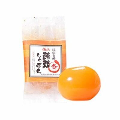 蒟蒻しゃぼん 横浜蒟蒻しゃぼん 杏 (100g) 石鹸 洗顔石鹸 ビタミン配合 (無添加/しっとり/肌荒れ) ニキビ 乾燥肌 敏感肌の方へ