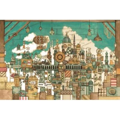 EPO-11-594 西村典子 屋根裏部屋のネズミの王国 1000ピース ジグソーパズル