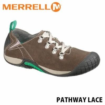 送料無料 メレル パスウェイレース メンズ メレルストーン アウトドア ウォーキング 登山 スニーカー シューズ 靴 男性用 MERRELL PATHWA