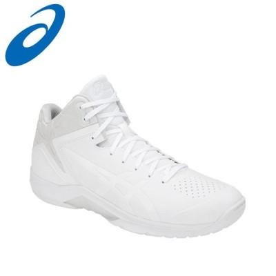 アシックス バスケットボールシューズ メンズ GELTRIFORCE 3-wide 幅広 安定性 軽量性 バッシュ 1061A005 asics