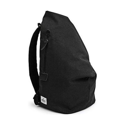 リュックサック HYP [ ブラック / A4サイズ ] バックパック 大容量サイズ (エコバッグ付き)