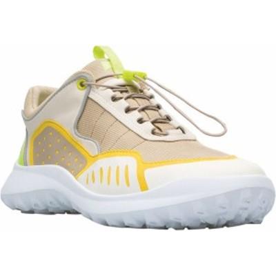 カンペール メンズ スニーカー シューズ CRCLR GORE-TEX Sneaker Beige/Multi Polyester/Calfskin