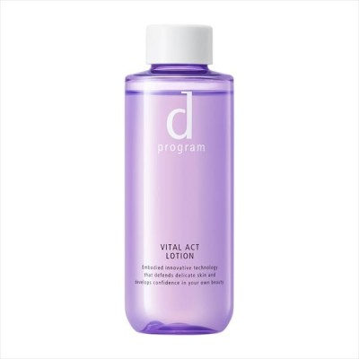 dプログラム バイタルアクト ローション MB (レフィル)敏感肌用化粧水 無香料