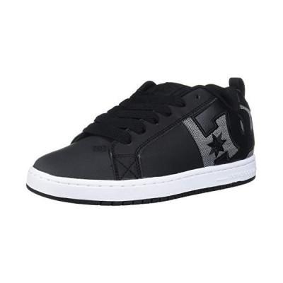 DC Court Graffik XE スケートシューズ メンズ US サイズ: 6.5 カラー: ブラック