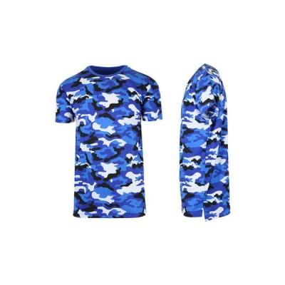 ギャラクシーバイハルビック レディース Tシャツ トップス Women's Loose Fitting Short Sleeve Crew Neck Camouflage Printed T-Shirt