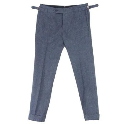 RING JACKET リングジャケット RP077F04 チェック ブルー系 サイズ表記無【美品】【中古】
