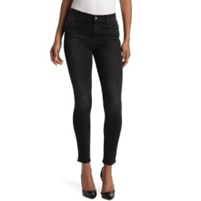 フレーム レディース デニムパンツ ボトムス Le High Skinny Ankle Jeans CONDOR