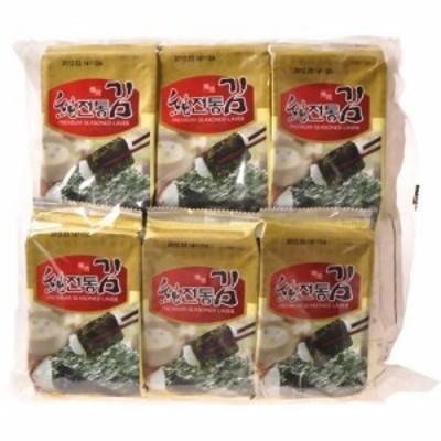 ソチョン 伝統韓国味付海苔8切8枚 12袋 即日発送 送料無料 条件一切なし