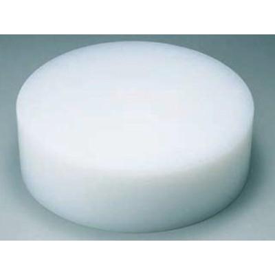 まな板 業務用 住友プラスチック中華まな板大 直径450×厚さ100mm 6-0342-0103 7-0354-0103