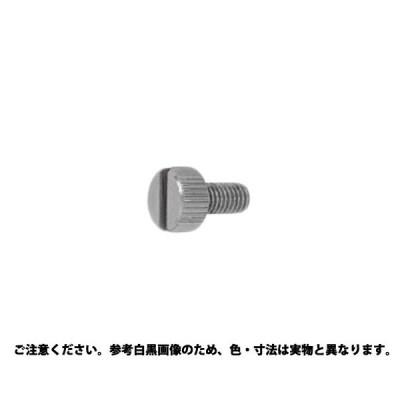 SUS(−)ローレットビス 材質(ステンレス) 規格(6X40) 入数(80) 【(−)ローレットビスシリーズ】