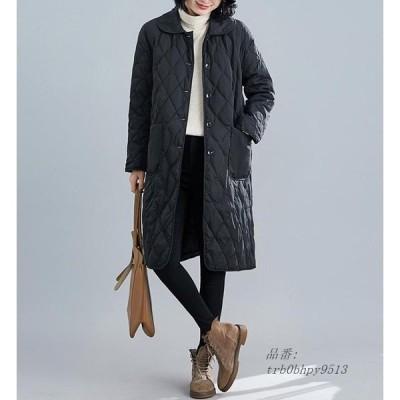 ダウンコート2020秋冬新作暖かいダウンジャケット30代アウター40代Aラインレディース軽いロング丈上品大きいサイズ20代50代