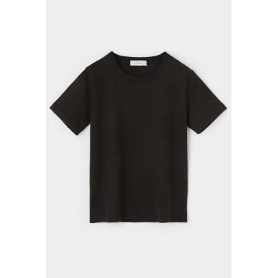 【マウジー】 ORGANIC COTTON Tシャツ レディース D/BRN3 FREE MOUSSY