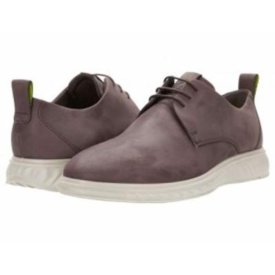 ECCO エコー メンズ 男性用 シューズ 靴 オックスフォード 紳士靴 通勤靴 ST.1 Hybrid Lite Plain Toe Shale【送料無料】