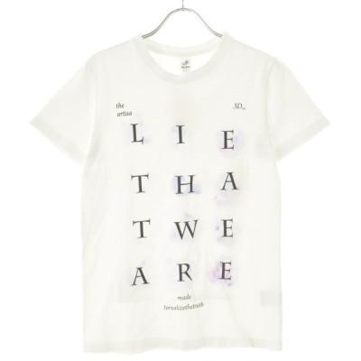 Niche / ニッチ プリント 半袖Tシャツ