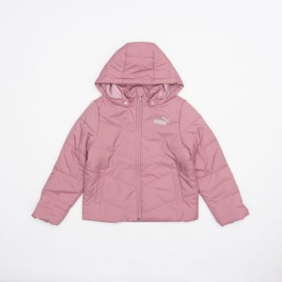 プーマ PUMA レディース 中綿ジャケット ESS パデッド HD ジャケット 585354 (ピンク)