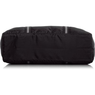 オーエフエス トートバッグ A3対応 大容量 9016-01 ブラック