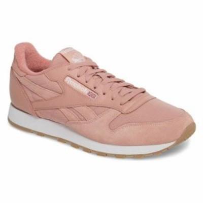 リーボック スニーカー ESTL Classic Leather Sneaker Chalk Pink/ White