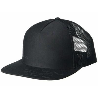 アークテリクス 帽子 アクセサリー メンズ Bird Brim Flat Trucker Black