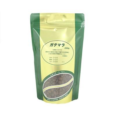 全珈琲 ガテマラ(豆) / 200g お茶・スナック 珈琲・お茶