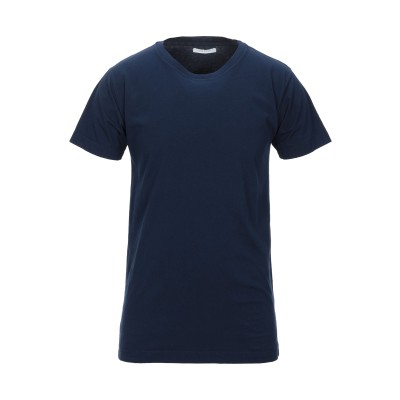 JOHN ELLIOTT T シャツ ダークブルー 1 コットン 100% T シャツ