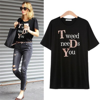 Tシャツ レディース 半袖tシャツ 夏 綿 クルーネック インナーシャツ カジュアル 爽やか レース ゆったり 吸汗 大きいサイズ カットソー トップス スウェット