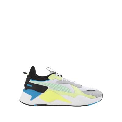 プーマ PUMA スニーカー&テニスシューズ(ローカット) ホワイト 11 紡績繊維 スニーカー&テニスシューズ(ローカット)