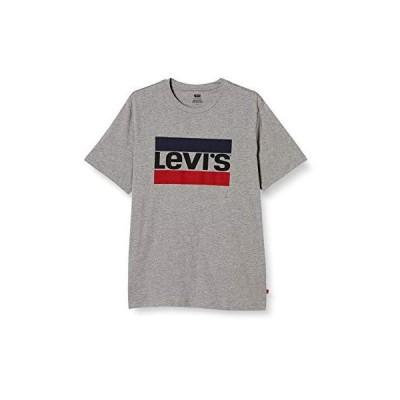[リーバイス] ロゴ Tシャツ メンズ 39636-0002 Greys S (日本サイズM相当)