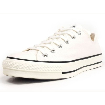 """CONVERSE CONVERSE CANVAS ALL STAR J OX """"made in JAPAN"""" WHT (32167430)"""