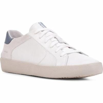 ジェオックス GEOX メンズ スニーカー シューズ・靴 Warley Sneaker White/Jeans