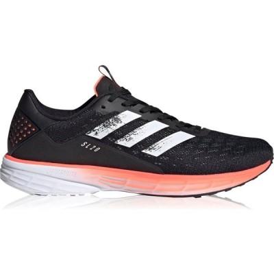 アディダス adidas メンズ ランニング・ウォーキング シューズ・靴 Sl20 Summer Ready Running Shoes Black/White/Red