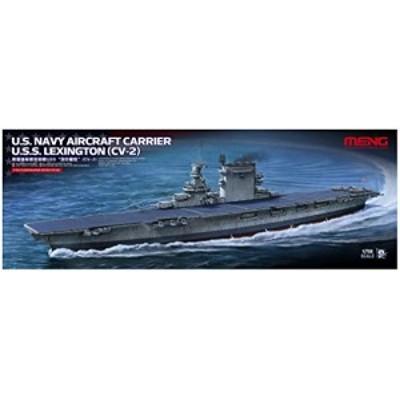 モンモデル 1/700 アメリカ海軍 アメリカ海軍航空母艦 USSレキシントン CV-(未使用品)