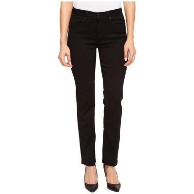 """【当日出荷】 トリバル レディース Five-Pocket 33"""" Straight Leg Dream Jeans in Black Black 【サイズ 6】"""